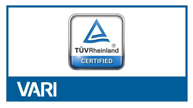 Variplast S.A. logra certificación ISO 9001:2015